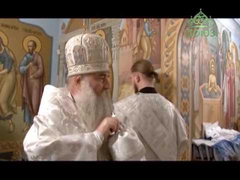 Как сегодня совершается Таинство Крещения над взрослыми людьми, расскажут наши саратовские коллеги