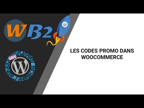 Les Codes Promo Dans WooCommerce