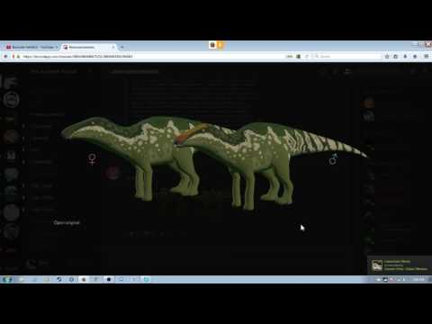 Archotek Project News | Anatosaurus