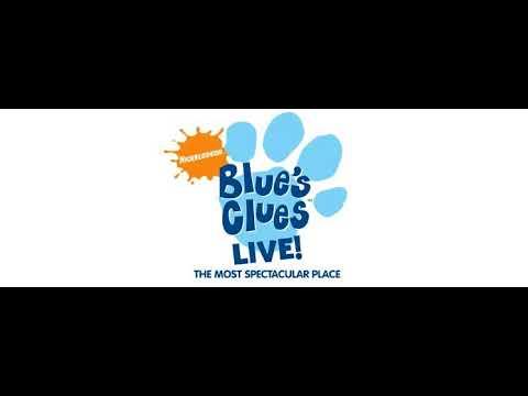 Blues Clues Live! (Stage Show)