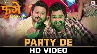 Download Hindi Video Songs - Party De | Fugay | Swwapnil Joshi & Subodh Bhave | Amitraj