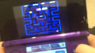 AC gaming Namco Museum DS     -Back to the Past-