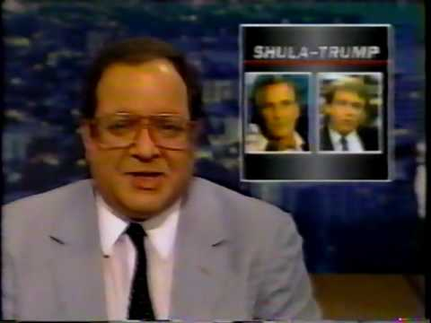 Donald Trump Tries to Buy Don Shula - October 24, 1983