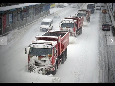 Desert Blizzard Xinjiang China & Record cold in Kyrgyzstan | Mini Ice Age 2015-2035 (67)