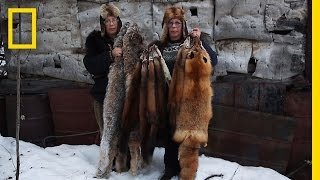 Video Alaska Twins Live Off the Land 150 Miles From the Nearest Store | National Geographic download MP3, 3GP, MP4, WEBM, AVI, FLV September 2017