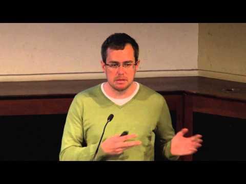 Bruce Davis, co-founder of Abundance Generation speaking at Community Energy Conference 2013