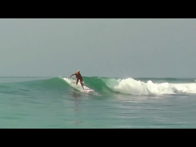 Surfing Little Andaman - Lighthouse - Surf Clip - 2