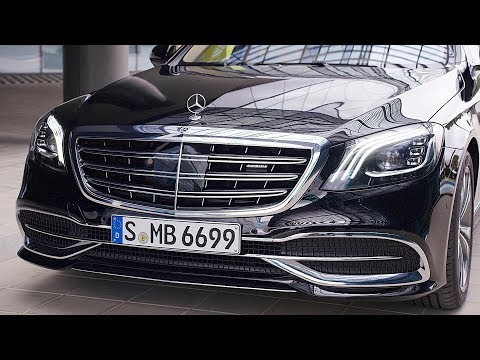 Mercedes-Maybach S-Class (2017) Exclusive Luxury Car