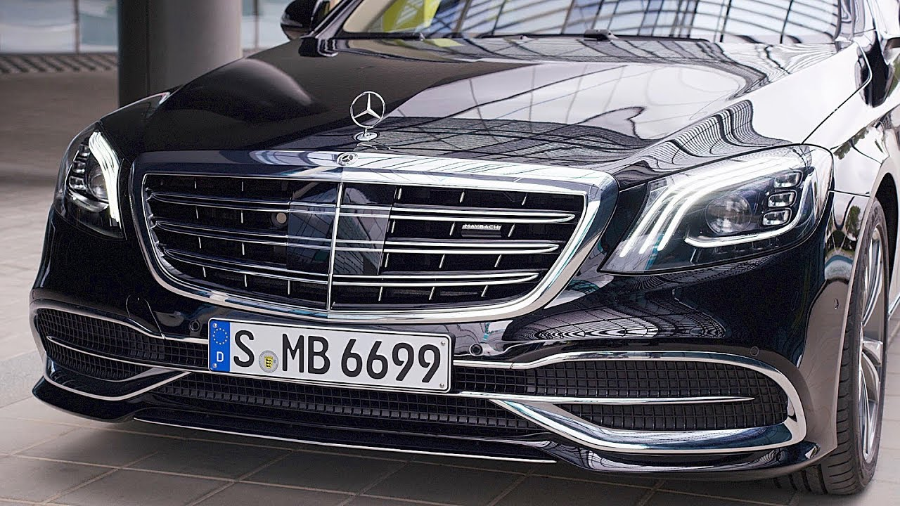 Mercedes-Maybach S-Class (2018) Exclusive Luxury Car - YouTube