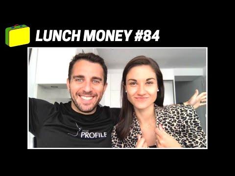 Lunch Money #84: Stimulus, Virtual Credit, McDonald's, Mars Car, Jamie Foxx, & DJ D-Sol