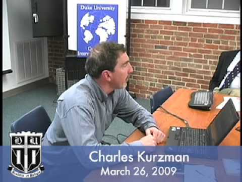 Charles Kurzman - Islamic Party Participation in Parliamentary Elections