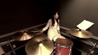 橋本絵夢 Emu Hashimoto drummer | pianist from twichem (Tokyo,Japan)...