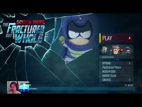Agamemnon's Live Game Review - 23 February 2018 South Park The Fractured But Whole