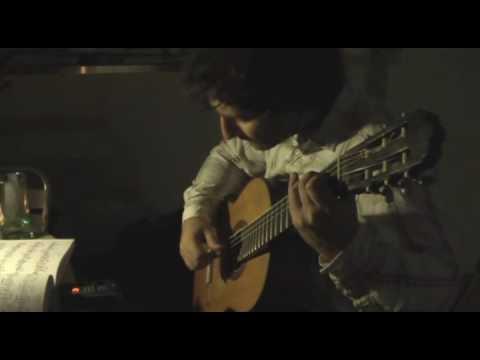 Francisco Tarrega - Prelude 4 In E Major