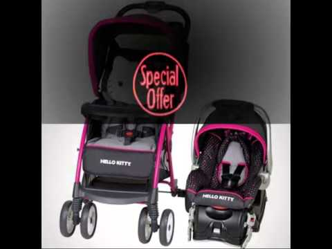 Baby Trend Hello Kitty Venture Travel System From