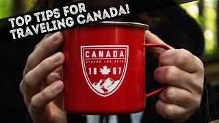 How to Travel Canada - My Ultimate Planning Guide!