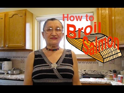 How To Broil Salmon In The Oven