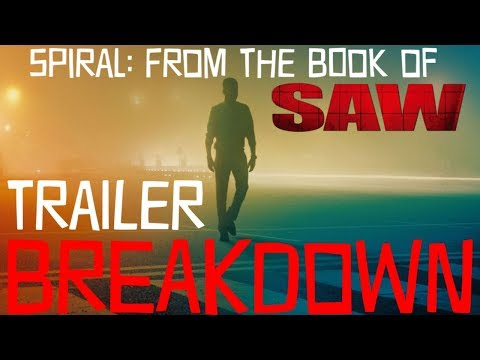 Spiral: From The Book of Saw TRAILER BREAKDOWN