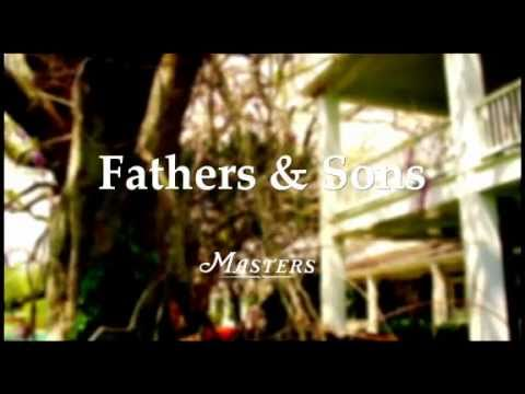 Jack Nicklaus 1986 Masters - Fathers & Sons