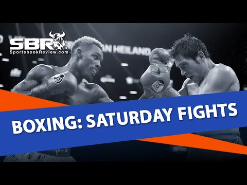 Saturday Night Premier Boxing | Vargas vs Broner & More! | Free Boxing Picks