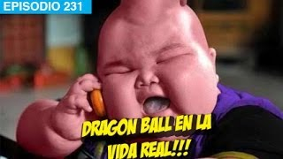 Dragon Ball Z en Vida Real! l whatdafaqshow.com