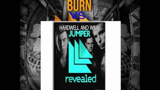 KSMHR Ft DALLAS K-Burn Vs. HARDWELL Ft W&W-Jumper (Alex Mix)