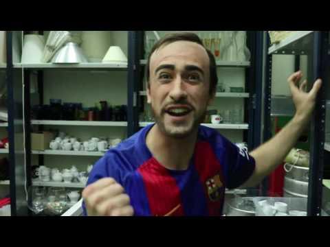 Crackòvia - Paco Alcácer prepara la final de Copa del Rey del Barça