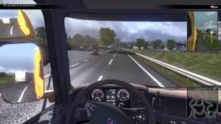 Scania Truck Driver Simulator - Free mode - Gameplay (1/2)