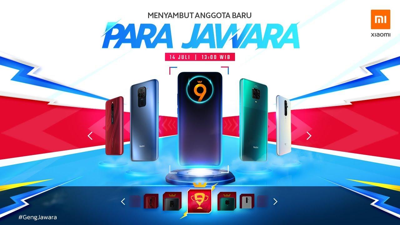 #GengJawara - Launching Redmi 9 dan Produk-produk Baru Xiaomi