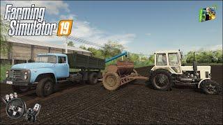 Farming Simulator 19 - Рассвет - 33 - Новый сезон, начало посевной
