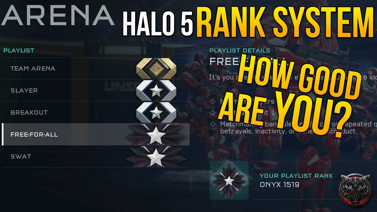 halo 5 ranks how good are you i am onyx rank halo 5. Black Bedroom Furniture Sets. Home Design Ideas