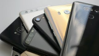 Jaki smartfon kupić do 2100 złotych? (sierpień/wrzesień 2018)