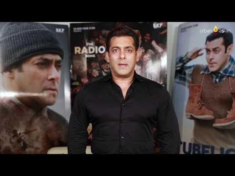 Salman Khan | Tubelight | Exclusive Interview On Urban Asian