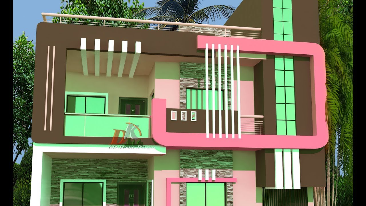 Beautiful Front Balcony Designs Of Houses Youtube