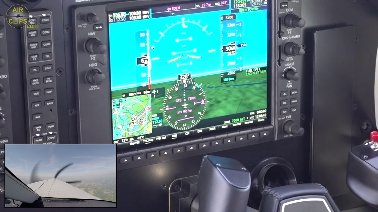 STALL STALL STALL! Flying 55 knots in CRUISE in a Quest Kodiak!!! [AirClips]