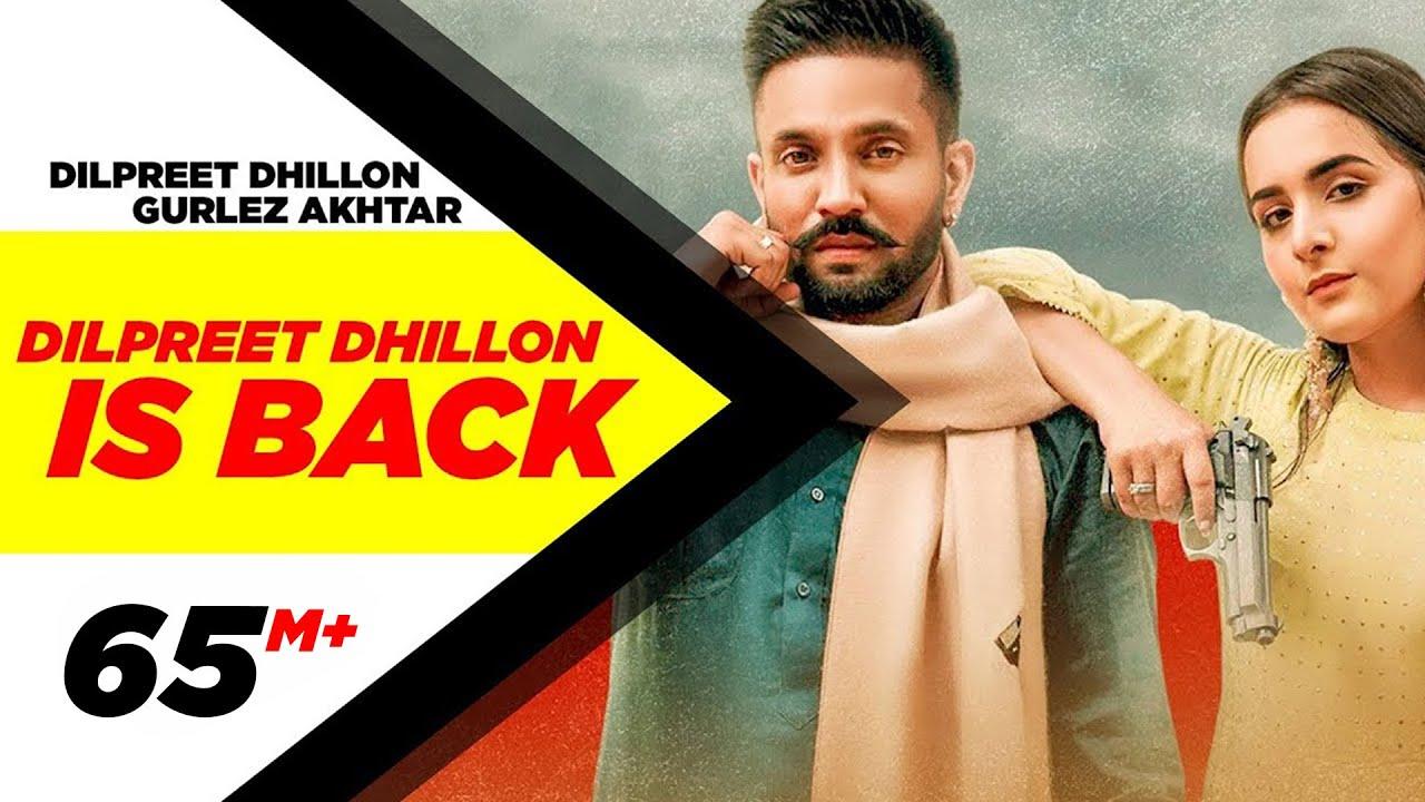 Download Dilpreet Dhillon Is Back (Full Video)   Karara Jawaab   Ft Gurlez Akhtar   Desi Crew   New Song 2020