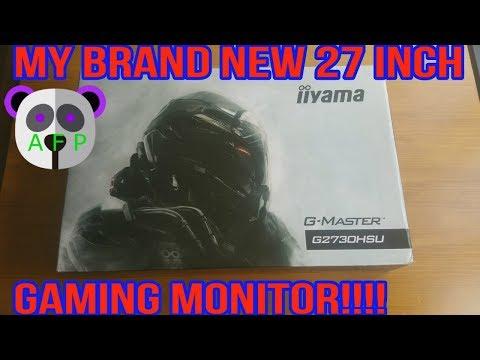 iiyama-g-master-g2730hsu-b1-brand-new-27-inch-1080p-gaming-monitor-unboxing-and-review