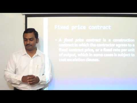 INDAS 11 CONSTRUCTION CONTRACTS LECTURE 1