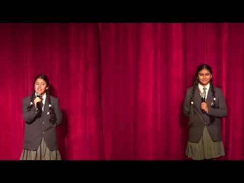 Saint Marks Girls School Live Streaming 'Rang Lehar' Part - 2