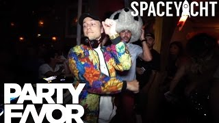 Space Yacht X Party Favor