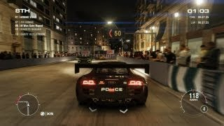GRID 2 PC Final Race [HD] - Audi R8 LMS Ultra on ESPN Race Championship, WSR Season 5 finale