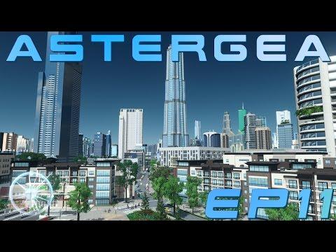 Cities: Skylines, Astergea EP11 - The Serendipity Neighborhood feat. Jeff Speck