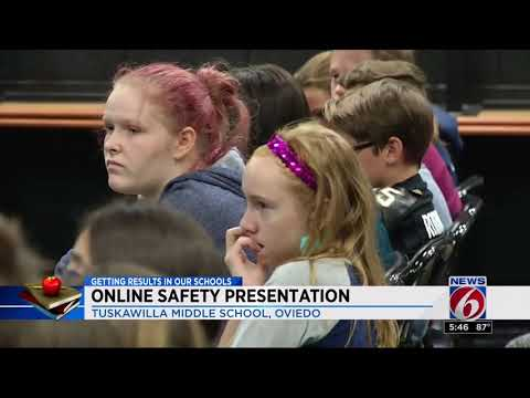 Getting Results in Our Schools | Digital Citizenship at Tuskawilla Middle School