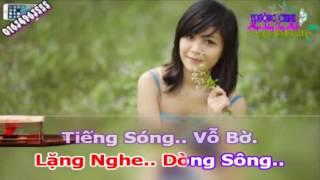 Karaoke Ngẫu Hứng Lý Qua Cầu ChaChaCha {Beat Mới Chuẩn 100%}
