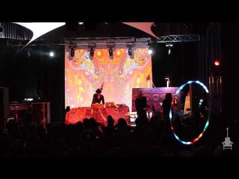 Shpongle & Alex Allyson Grey live Rock n Roll Resort v2