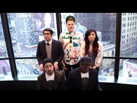 "Oreo's ""Wonderfilled"" Song - Pentatonix"