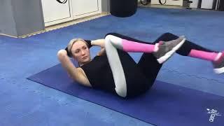 Женская Фитнес Мотивация в Зале / Fitness Motivation