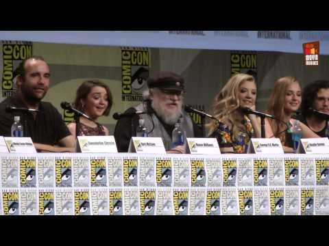 Game Of Thrones | Comic-Con FULL Panel part 2 Peter Dinklage
