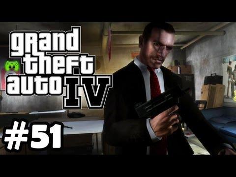 Let's Play GTA 4 (Grand Theft Auto IV) #051 [Deutsch/Full-HD] - Lasagne