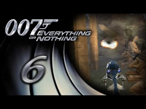 Let's Play James Bond 007: Everything or Nothing - Episode 6 - Sand Storm